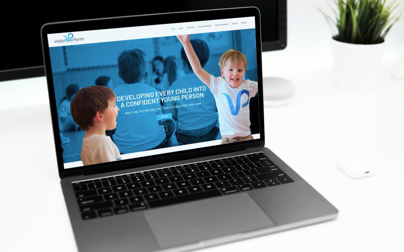 Vision perform Website